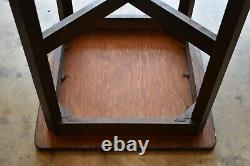ANTIQUE RARE 1920s 1930s ICE CREAM PARLOR TABLE CHAIRS FRANK RIEDER & SONS USA
