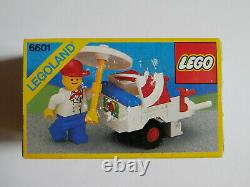 LEGO Town System 6601 Ice Cream Cart NEW Sealed RARE Vintage