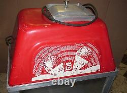 Vintage Gold Medal SNO KONE Snow Cone/Shaved Ice Machine PICK UP ONLY J072